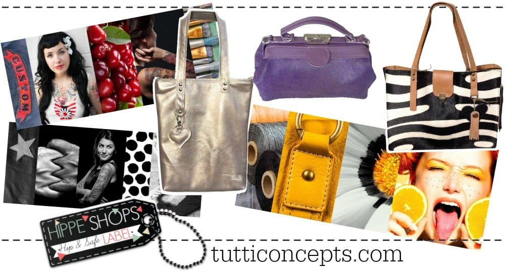 Tutticoncepts – handmade leather goodies