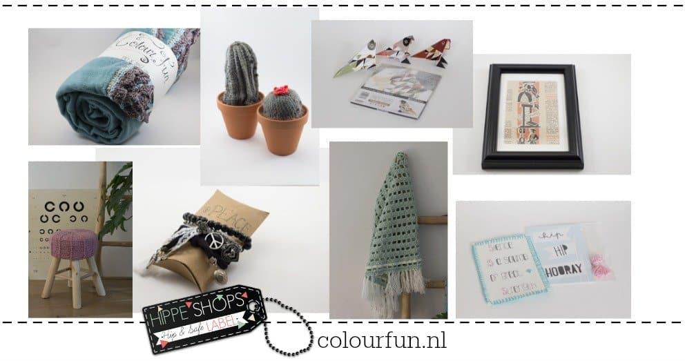 Colourfun – de webshop waar de creativiteit vanaf spat