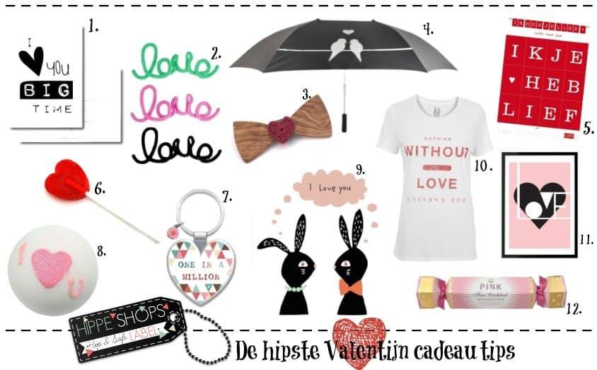 Last Minute Shopping ♥ de 12 hipste Valentijn cadeautjes