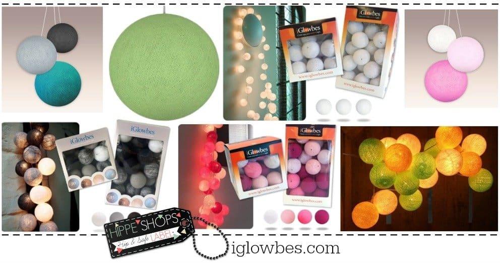 iGlowbes – Sfeervolle decoratieve lichtslingers en hanglampen
