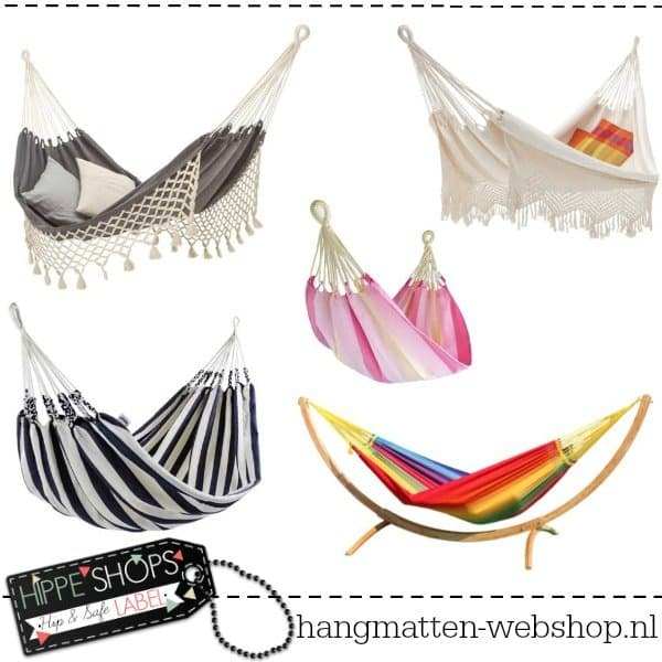 Hangmatten-webshop: de mooiste handgeweven katoenen hangmatten