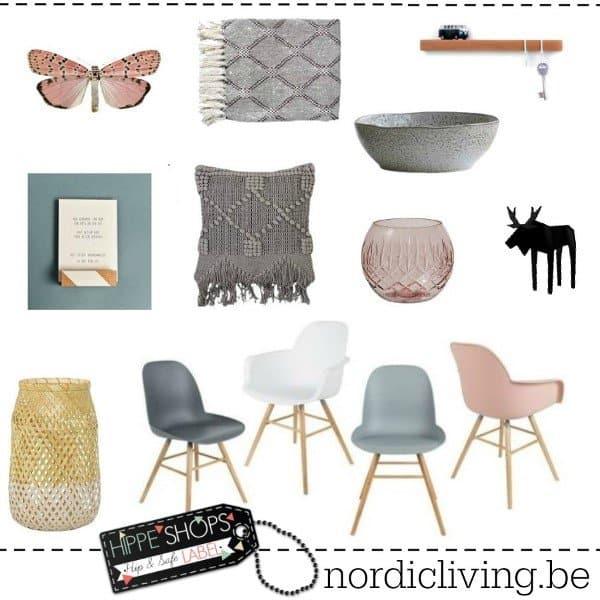 Nordic Living: Scandinavisch wonen met een hippe touch