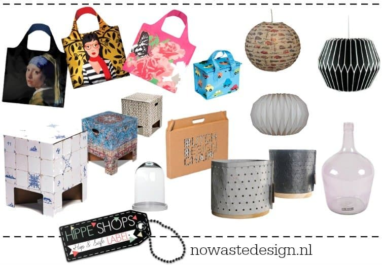 No Waste Design: duurzaam én hip