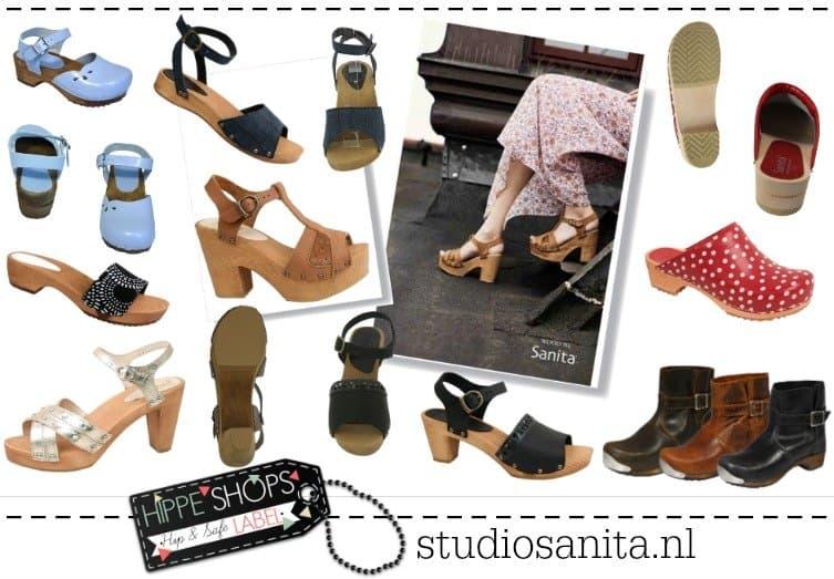 Studio Sanita: hippe klompen uit Denemarken