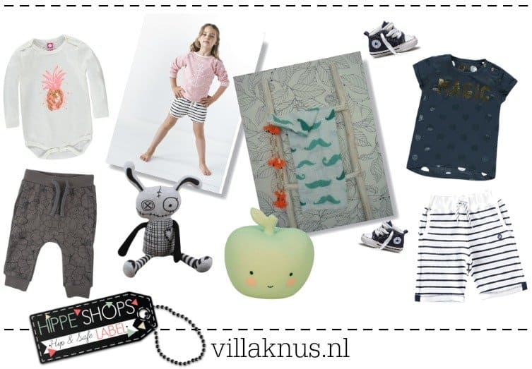 Villaknus: kraamcadeaus, kleding en meubels op maat