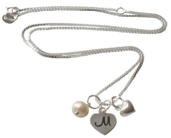 zilveren-ketting-trosje-liefde