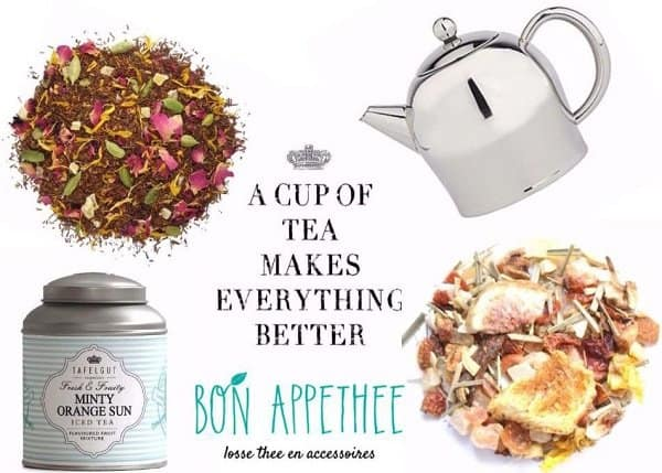 Bon Appethee – A cup of tea makes everything better