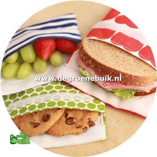 Snack packs voor een voedselveilige lunch!
