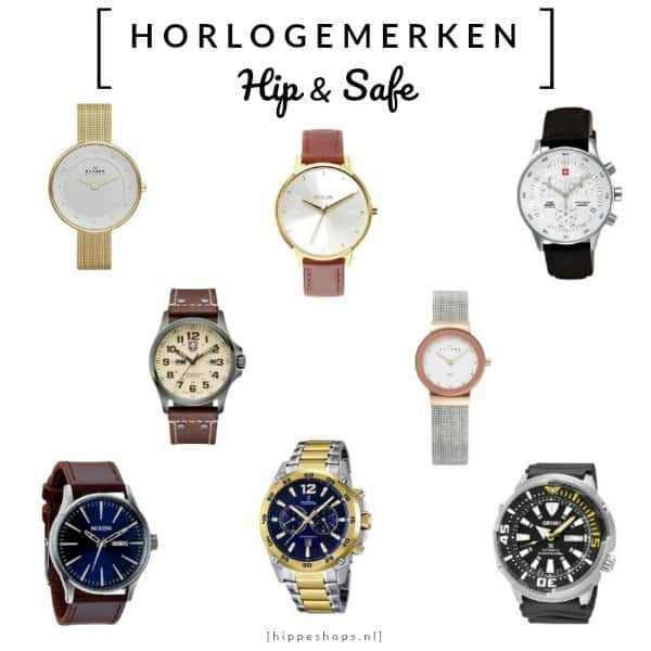 Horlogemerken, dé nr. 1 horloge shop online