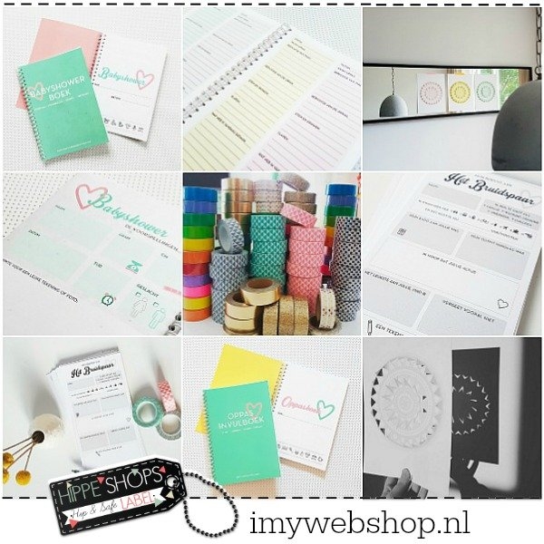 IMY webshop: diy, stationery, gifts, paper