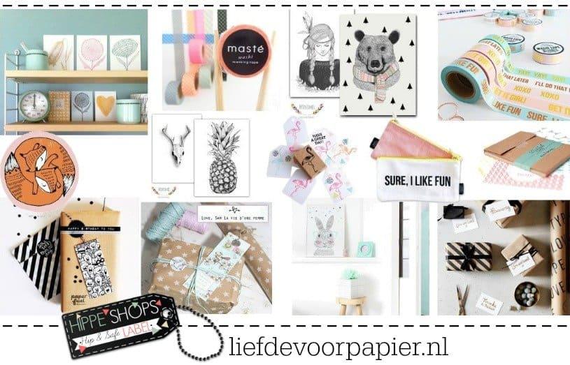 Liefde voor Papier – dé hippe webshop voor paperlovers