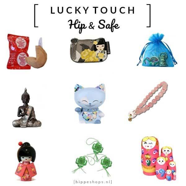 Lucky Touch – een webshop boordevol geluk