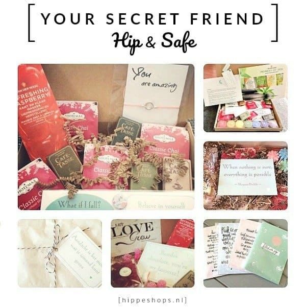 Your Secret Friend – bijzondere verrassingsmomenten