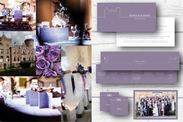 bruiloft uitnodiging