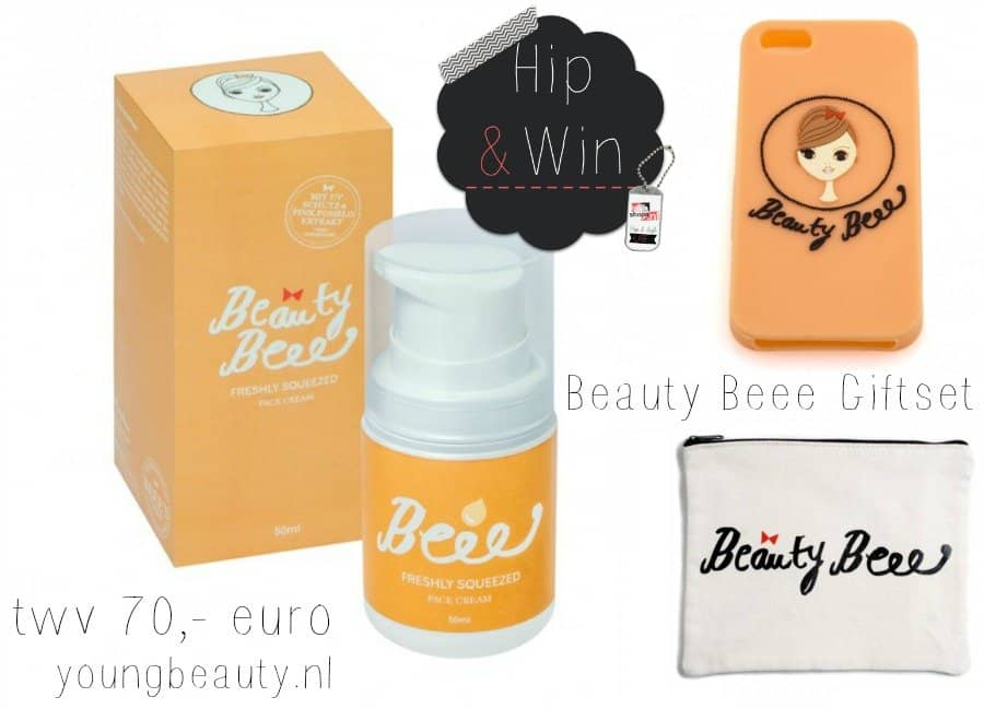 WIN: Beauty Beee Giftset twv €70 van YoungBeauty.nl