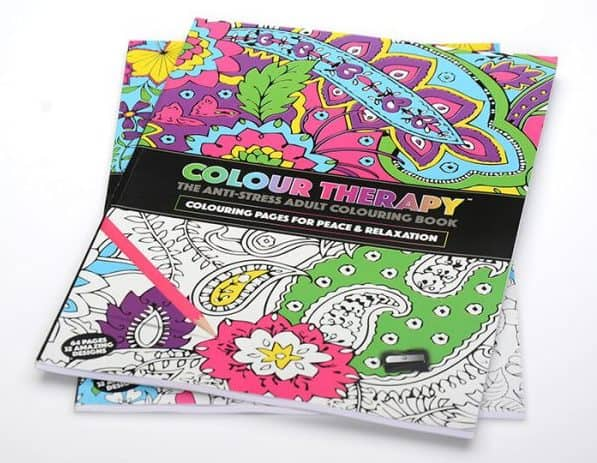 1pcadeau-colour-therapy-kleurboek-voor-volwassenen