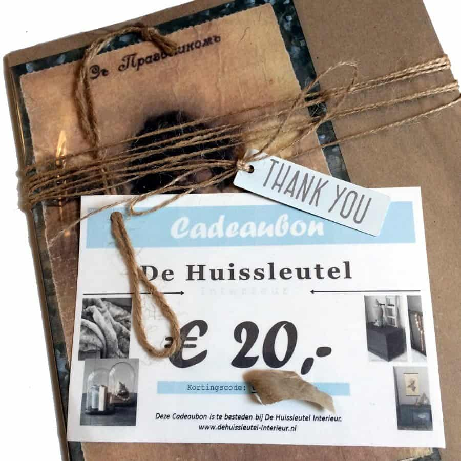 Interieur Shoptegoed | Goodiebox Deluxe 2016