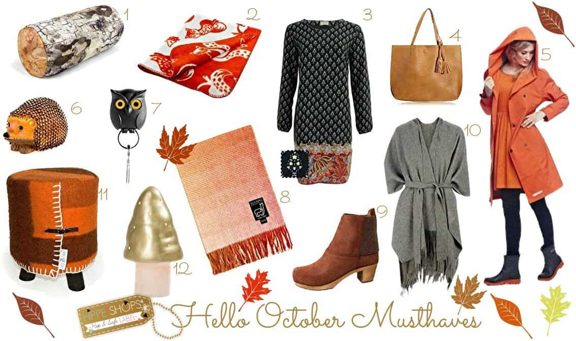 Hello October Musthaves