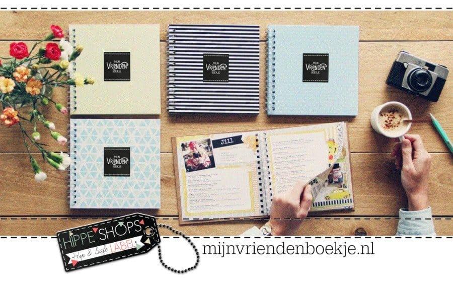 Mijn Vriendenboekje – een persoonlijker cadeau bestaat niet