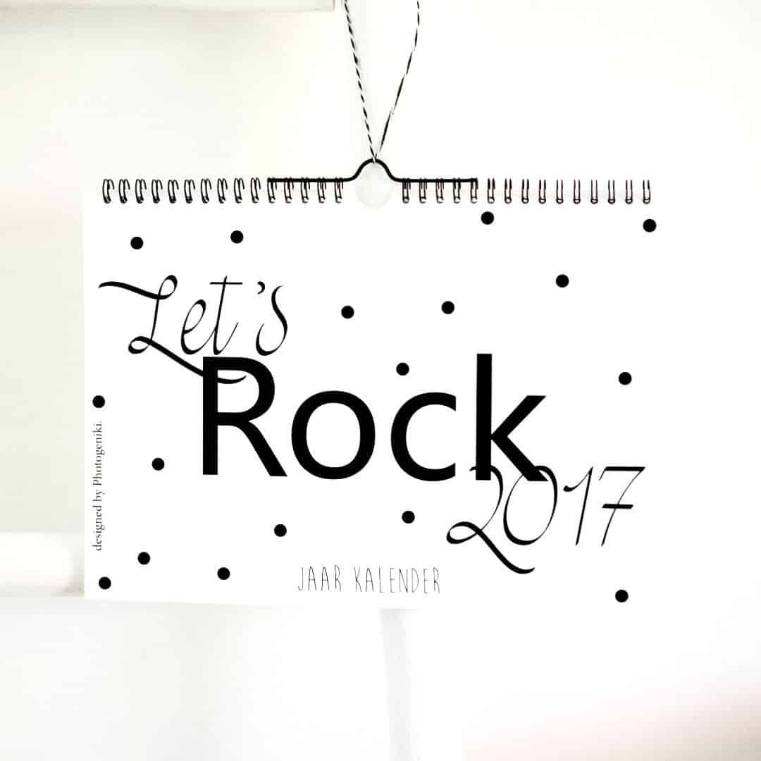 Let's Rock Jaarkalender 2017 | Goodiebox Deluxe 2016