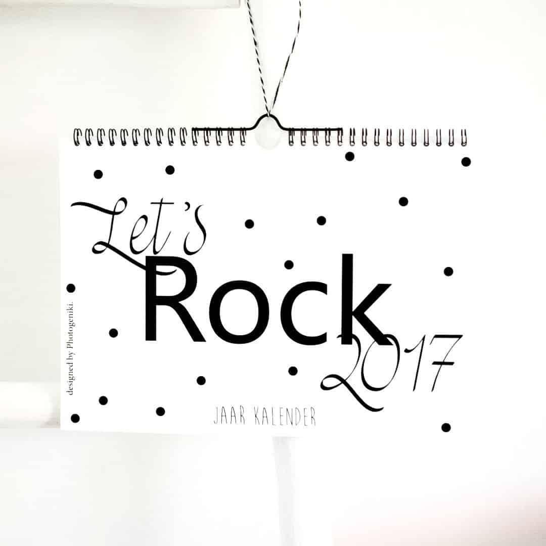 Let's Rock Jaarkalender 2017 | Goodiebox Deluxe 2016