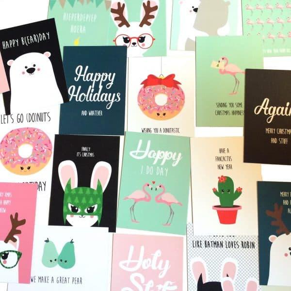 studioinktvis-postkaarten