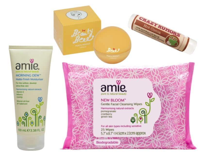 Beautypakket Natuurlijke Gezichtsverzorging | Goodiebox Deluxe 2016