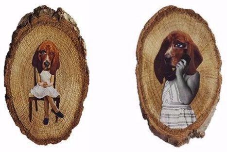 Leuke Hebbies cadeautip – Artwork met een illustratie van Annet Scholten