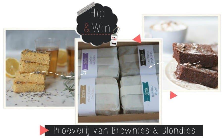 WIN: Proeverij van Brownies en Blondies
