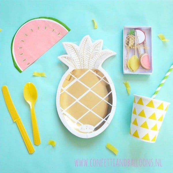 confettiandballoons-pineapple