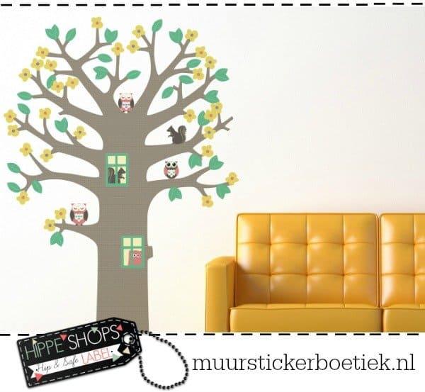 Muurstickerboetiek – de online muursticker specialist