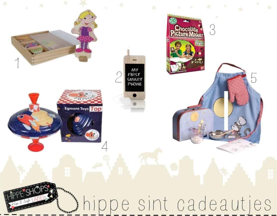 De 5 leukste speelgoed cadeautips voor Sinterklaas