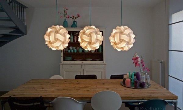 Swirlamp | sfeervol lichtpunt tijdens de donkere dagen