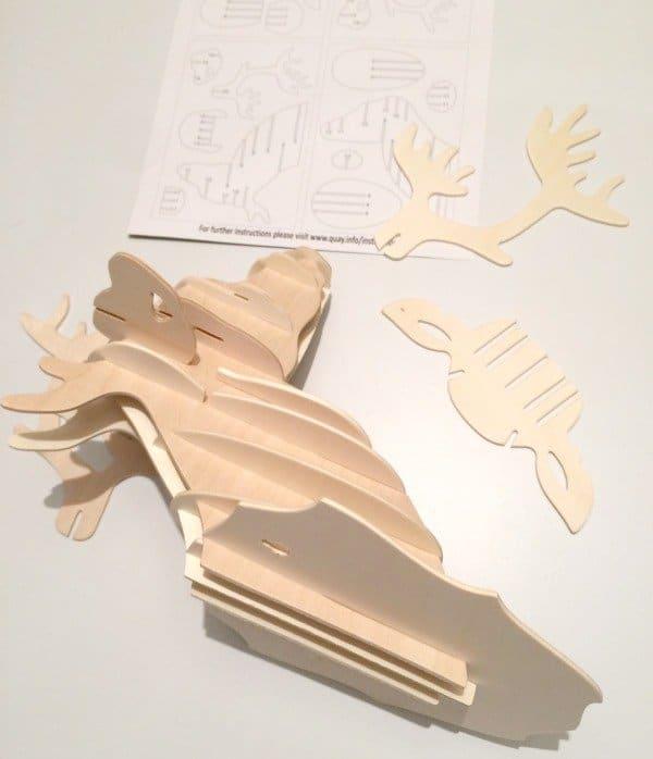 100pcadeau-houten-hertenkop-bouwpakket-instructie