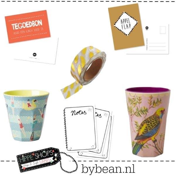 byBean – hippe postcards, posters en accessoires