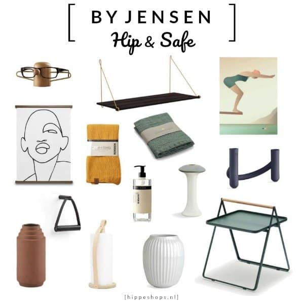 BYJENSEN - Exclusief Scandinavisch Wonen