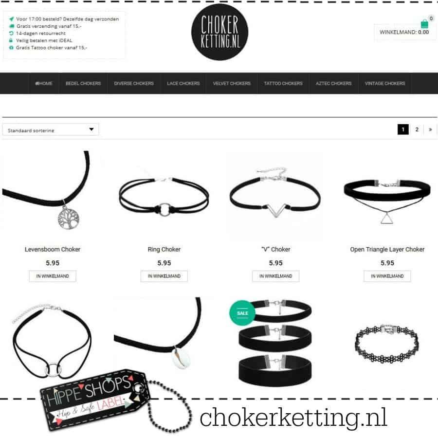 Chokerketting.nl – it's all about chokers