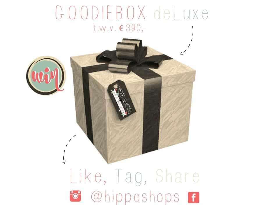 WIN: Goodiebox Deluxe t.w.v. €390