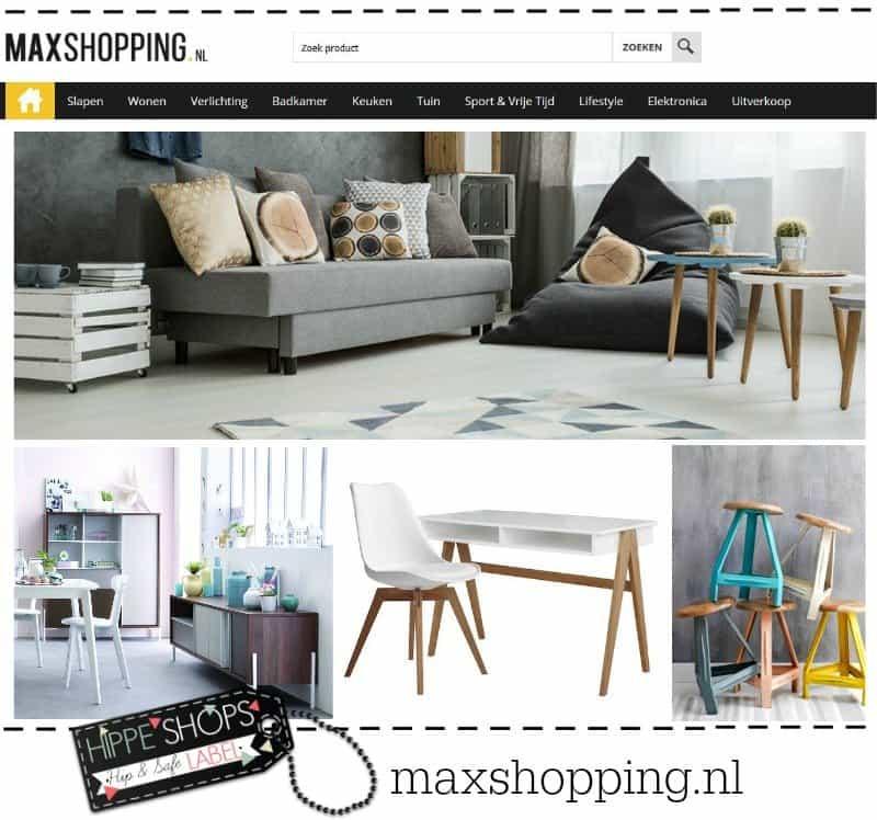 Maxshopping – het online warenhuis voor home & living