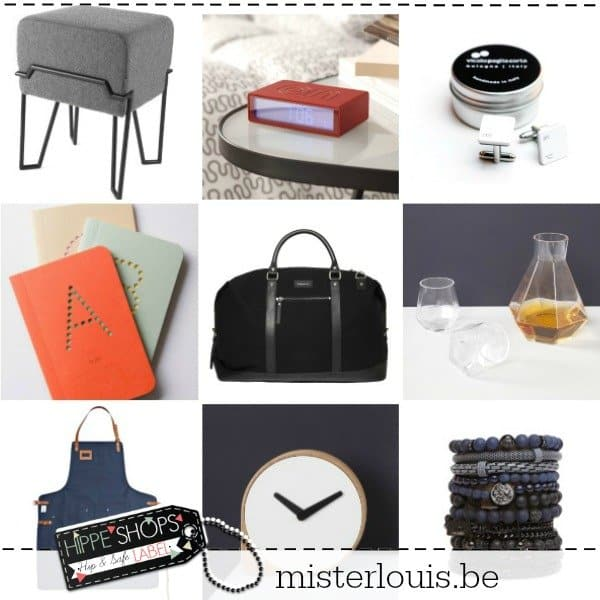 Mister Louis – hippe cadeaus voor hem