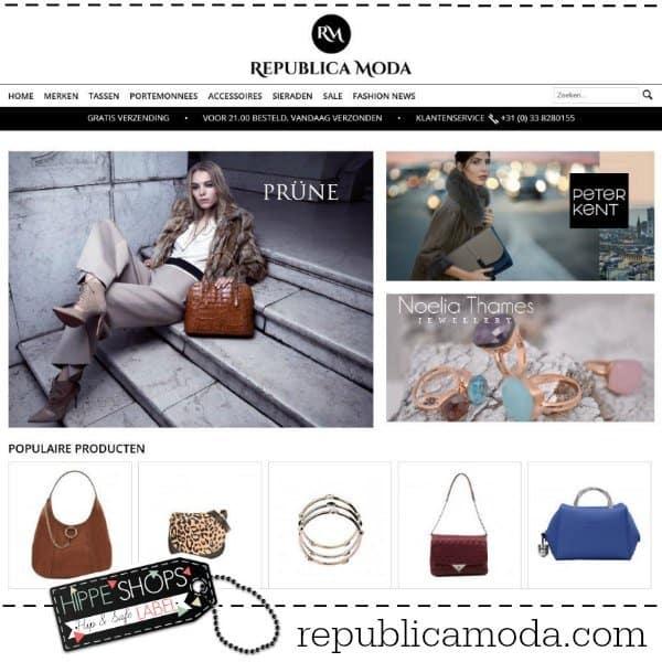Republica Moda – elegante en klassieke design