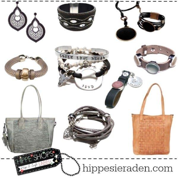 HippeSieraden.com – persoonlijke sieraden met een boodschap