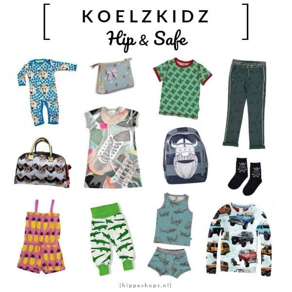KOELZKIDZ - hippe kinderkleding en accessoires uit Scandinavië