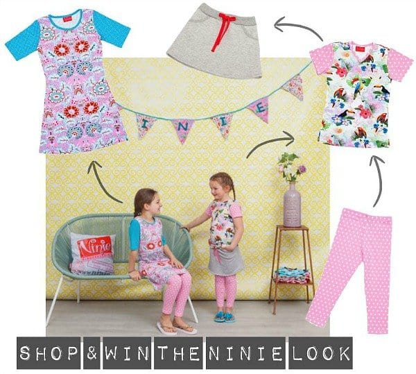 Shop & Win the Ninie Look – zomercollectie 2017