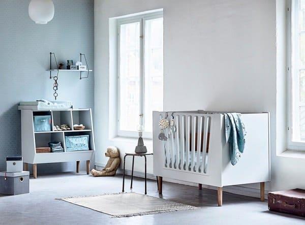 Hippe meubelcollectie voor de babykamer van Done by Deer
