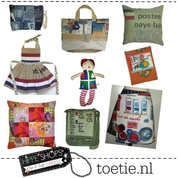 Toetie & Zo – handgemaakte retro items uit eigen atelier