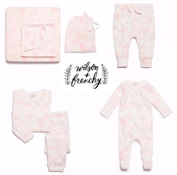 Wilson & Frenchy - Flamingo - LittleKingArthur - Hippeshops