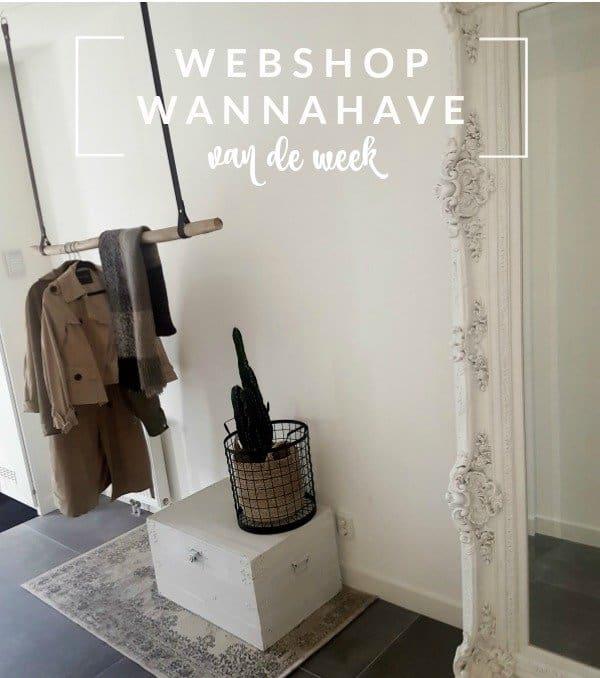 Leren kapstokhangers – Webshop Wannahave van de Week