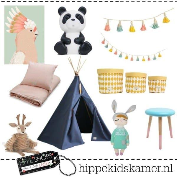 HippeKidsKamer – hippe kinderkameraccessoires, styling & advies