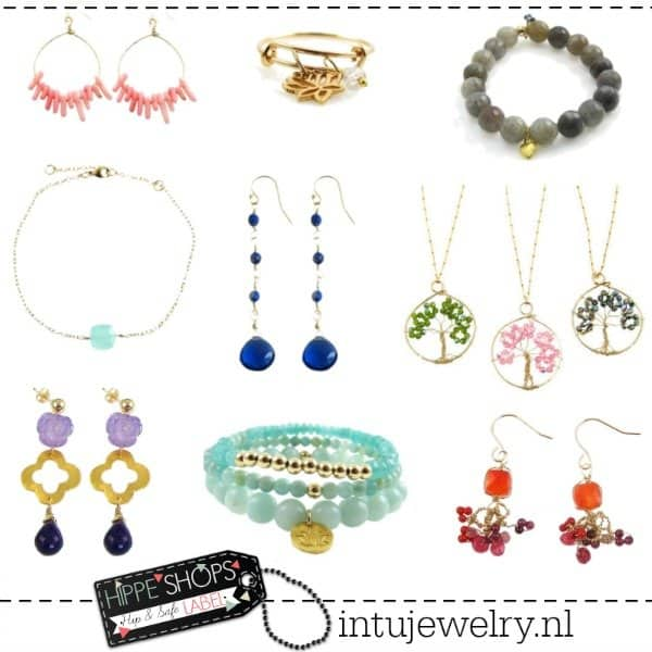 InTu jewelry design – follow your intuition